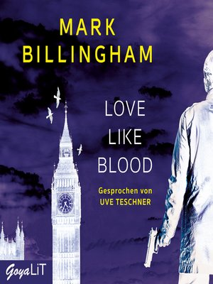 cover image of Love like Blood