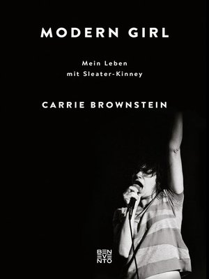 cover image of Modern Girl