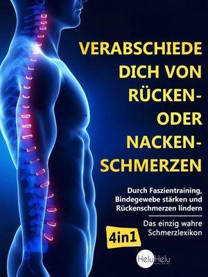 cover image of Verabschiede dich von Rücken- oder Nackenschmerzen