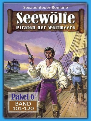 cover image of Seewölfe Paket 6