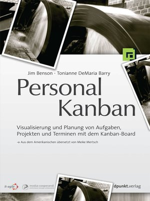 cover image of Personal Kanban