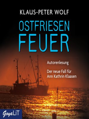 cover image of Ostfriesenfeuer