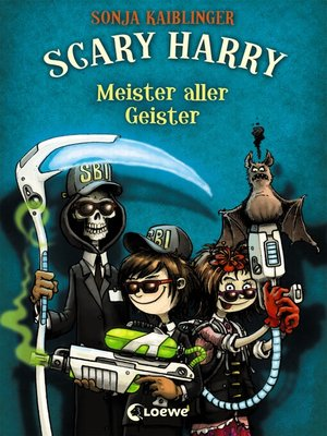 cover image of Scary Harry 3--Meister aller Geister
