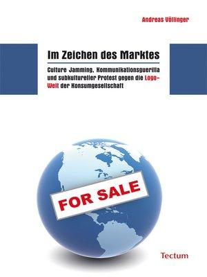 cover image of Im Zeichen des Marktes