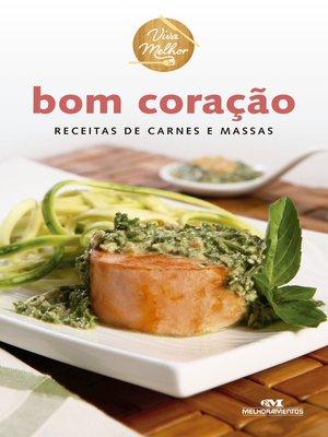 cover image of Bom Coração