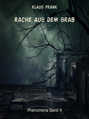 cover image of Rache aus dem Grab