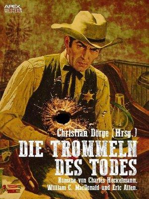 cover image of DIE TROMMELN DES TODES