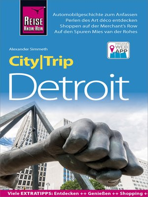 cover image of Reise Know-How CityTrip Detroit