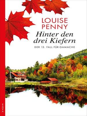 cover image of Hinter den drei Kiefern