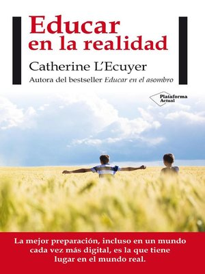cover image of Educar en la realidad