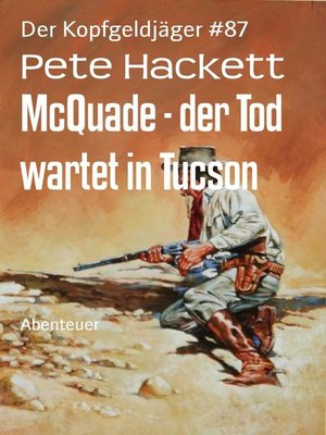 cover image of McQuade--der Tod wartet in Tucson