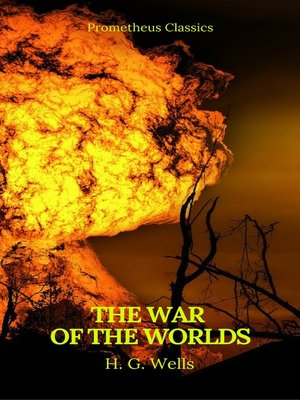 cover image of The War of the Worlds (Best Navigation, Active TOC)(Prometheus Classics)