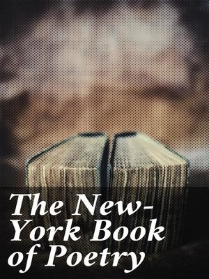 cover image of The New-York Book of Poetry