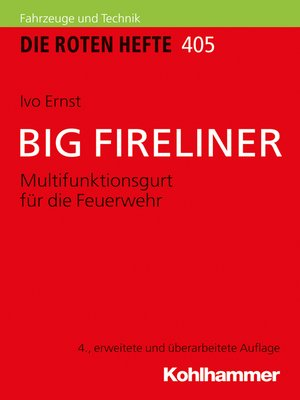 cover image of BIG FIRELINER