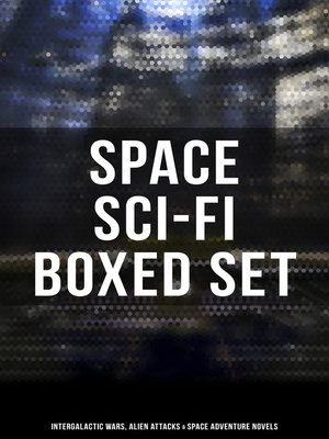 cover image of Space Sci-Fi Boxed Set
