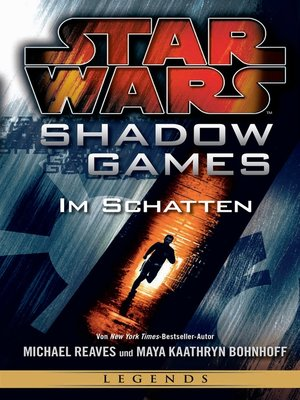 cover image of Shadow Games--Im Schatten