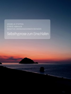 cover image of Selbsthypnose zum Einschlafen