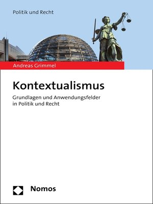 cover image of Kontextualismus