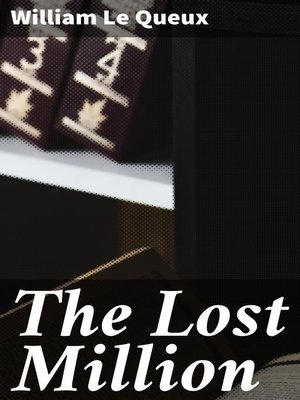 cover image of The Lost Million