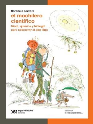 cover image of El mochilero científico