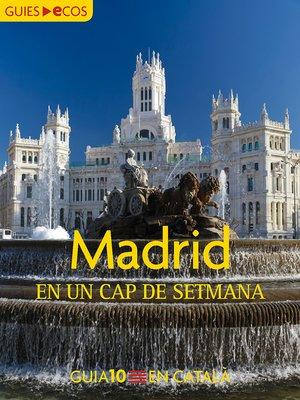 cover image of Madrid. En un cap de setmana