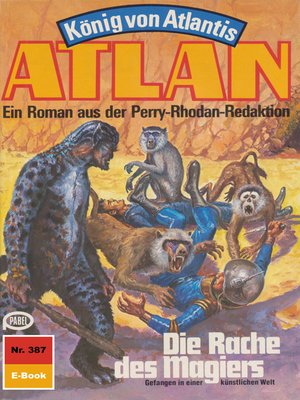 cover image of Atlan 387