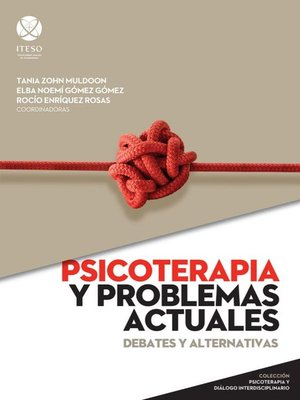 cover image of Psicoterapia y problemas actuales