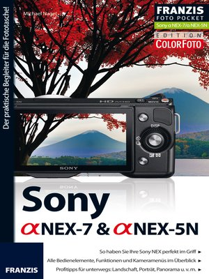 cover image of Foto Pocket Sony Alpha NEX-7 und Alpha NEX-5N