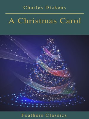 cover image of A Christmas Carol (Feathers Classics)