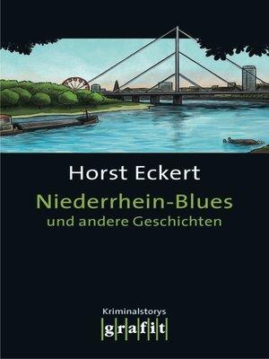 cover image of Niederrhein-Blues und andere Geschichten