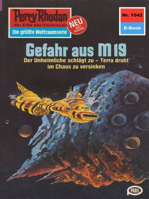cover image of Perry Rhodan 1042