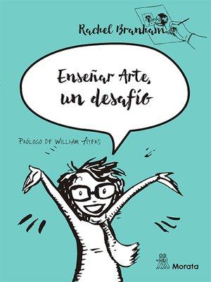 cover image of Enseñar arte, un desafío