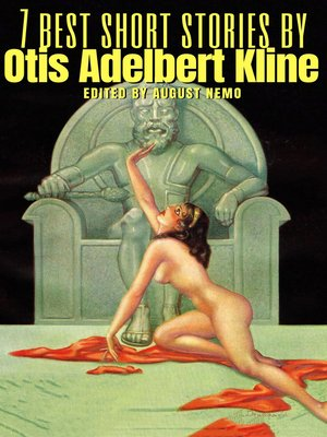 cover image of 7 best short stories by Otis Adelbert Kline