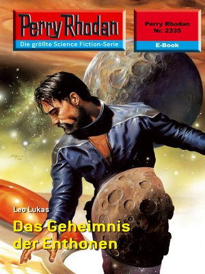 cover image of Perry Rhodan 2335