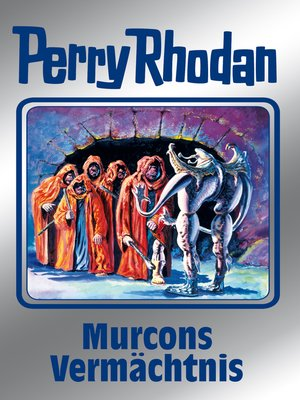 cover image of Perry Rhodan 107