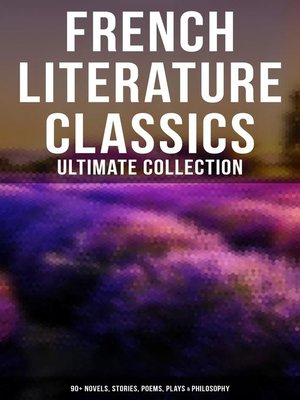 cover image of French Literature Classics--Ultimate Collection