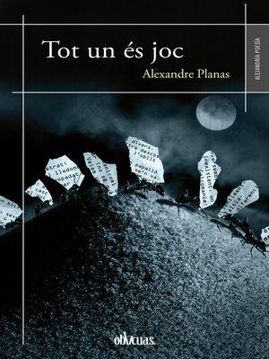 cover image of Tot un és joc