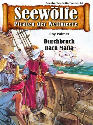 cover image of Seewölfe--Piraten der Weltmeere 69