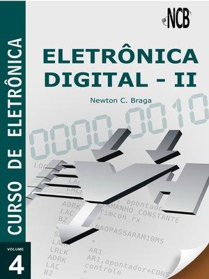 cover image of Curso de Eletrônica--Volume 4--Eletrônica Digital--2