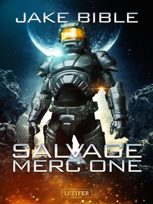 cover image of SALVAGE MERC ONE