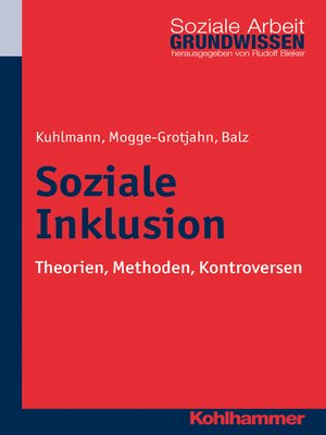 cover image of Soziale Inklusion