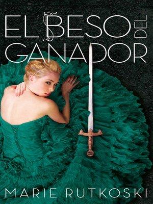 cover image of El beso del ganador