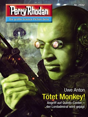 cover image of Perry Rhodan 2932