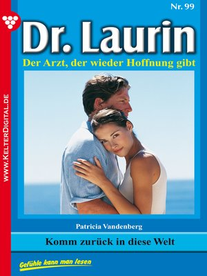cover image of Dr. Laurin 99--Arztroman