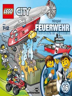 cover image of Folge 16--Feuerwehr--Brandgefährlicher Einsatz