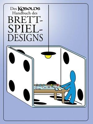 cover image of Des Kobolds Handbuch des Brettspieldesigns