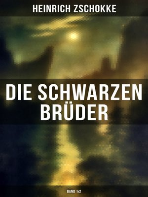 cover image of Die schwarzen Brüder (Band 1&2)