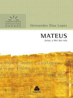 cover image of Mateus