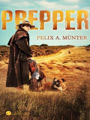cover image of Prepper