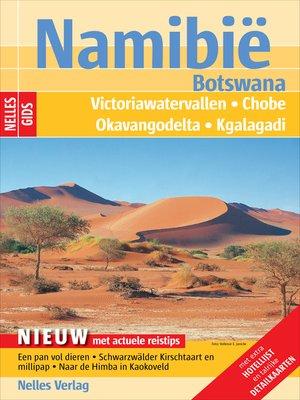 cover image of Nelles Gids Namibië--Botswana